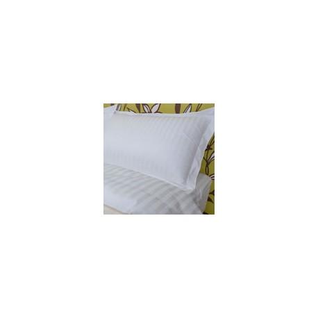 Yastık kılıfı Yollu Saten Oxford (kulaklı) 60x80cm